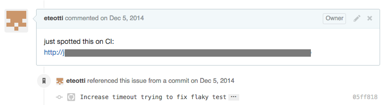 It's good to see attempts to fix flaky tests!