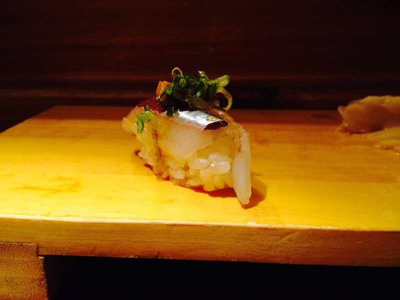 Sushi like in Japan